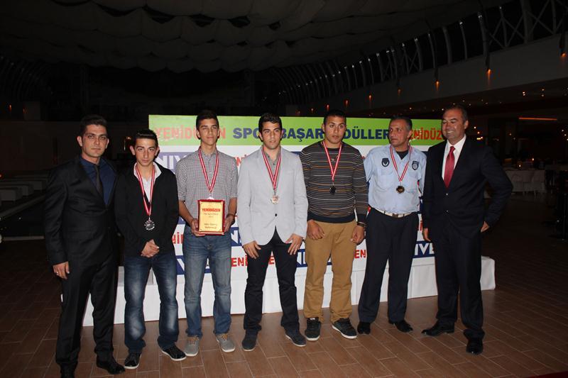 Yenidüzen Yılın Spor Ödüller 20