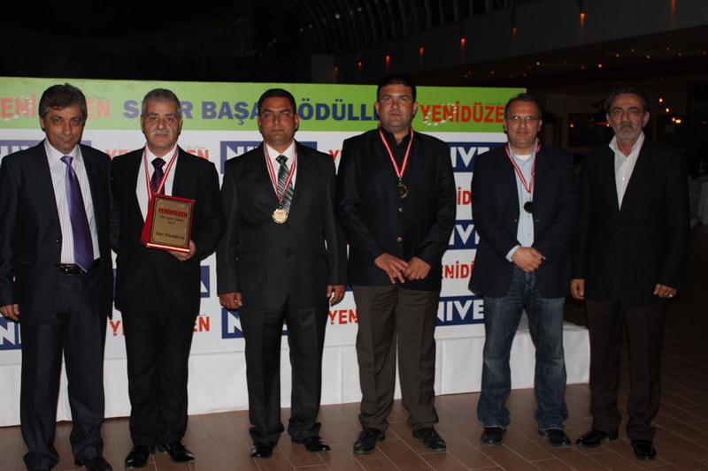 Yenidüzen Yılın Spor Ödüller 26