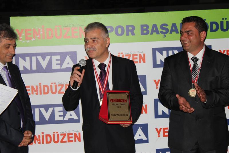 Yenidüzen Yılın Spor Ödüller 27