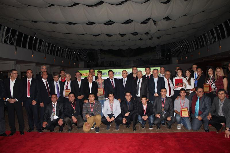 Yenidüzen Yılın Spor Ödüller 28