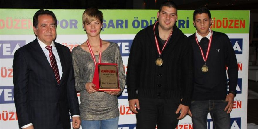 Yenidüzen Yılın Spor Ödüller