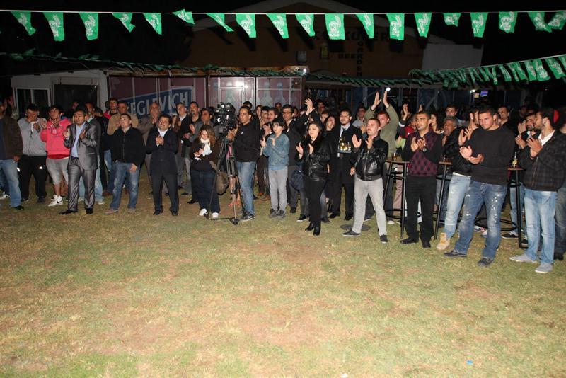 CTP zafer kutladı 11