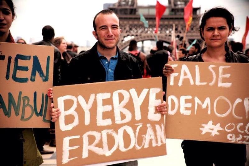 Her yer Taksim, Her yer Direniş 19