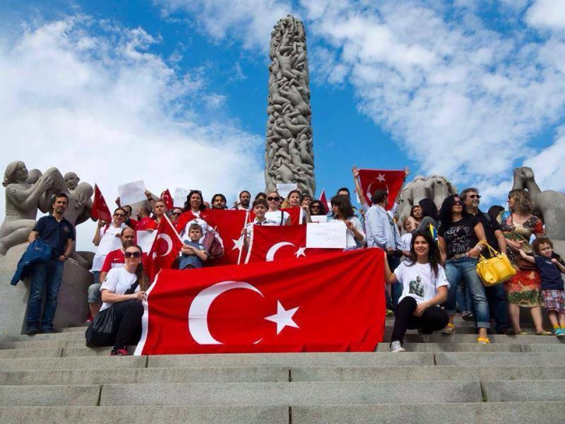 Her yer Taksim, Her yer Direniş 20