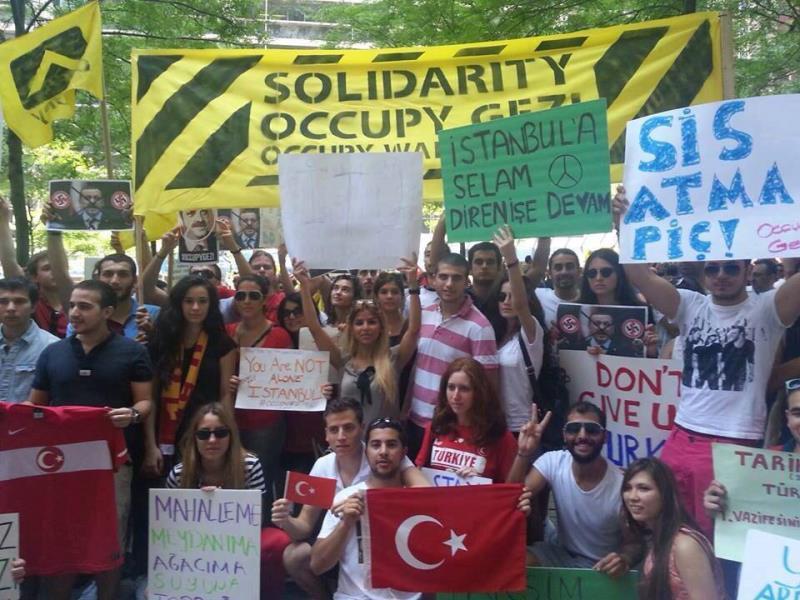 Her yer Taksim, Her yer Direniş 21