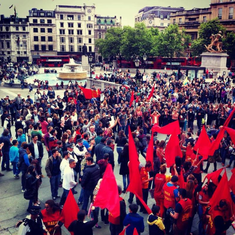 Her yer Taksim, Her yer Direniş 28