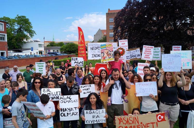 Her yer Taksim, Her yer Direniş 5