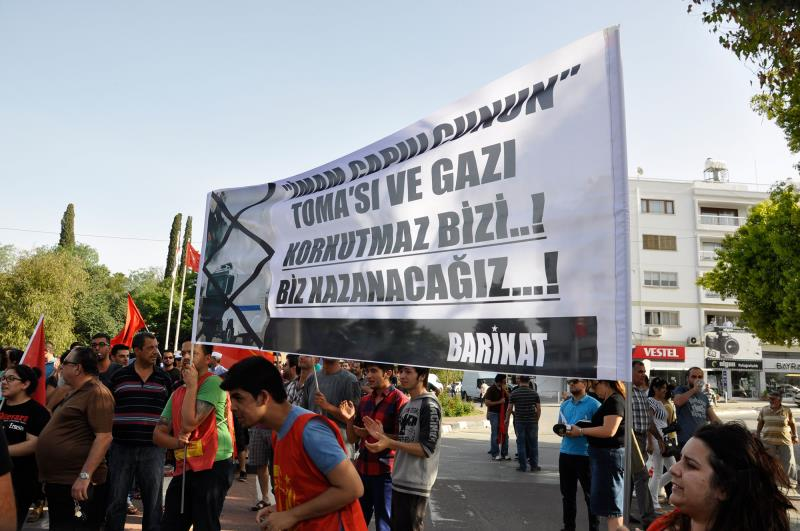 Gezi Parkı Direnişi Destek Miting 1