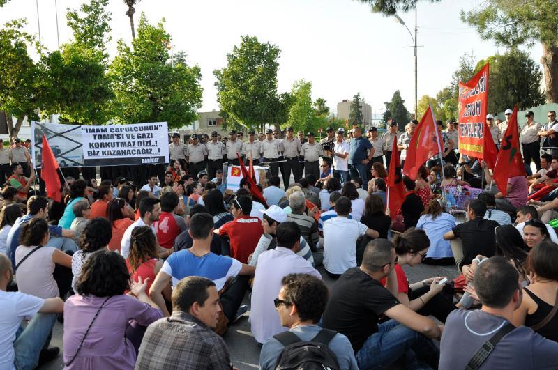 Gezi Parkı Direnişi Destek Miting 11