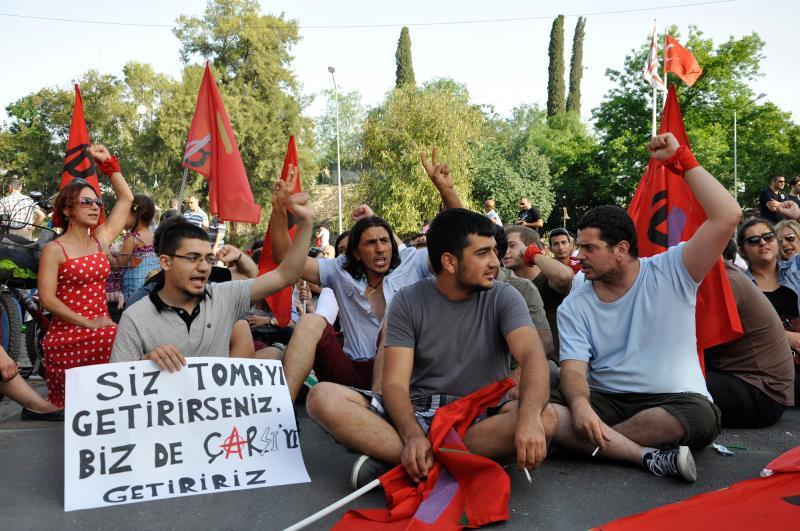 Gezi Parkı Direnişi Destek Miting 12
