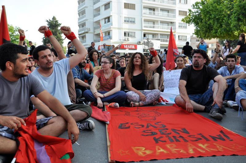 Gezi Parkı Direnişi Destek Miting 16