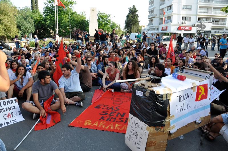 Gezi Parkı Direnişi Destek Miting 17