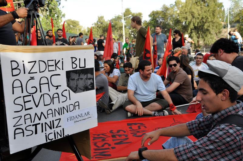 Gezi Parkı Direnişi Destek Miting 5