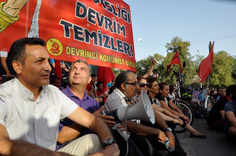 Gezi Parkı Direnişi Destek Miting 7