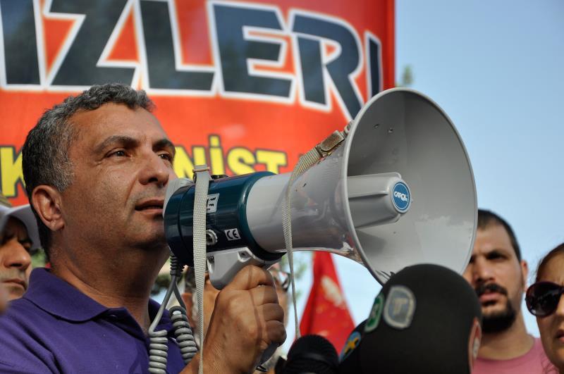 Gezi Parkı Direnişi Destek Miting 8
