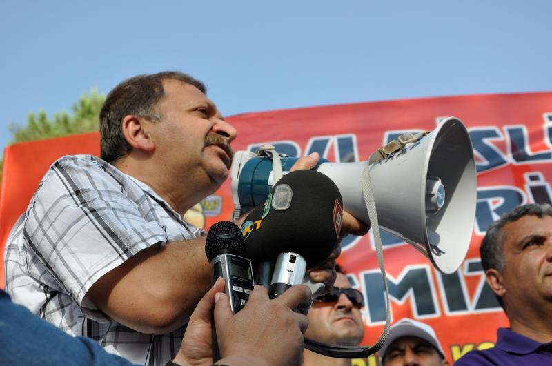 Gezi Parkı Direnişi Destek Miting 9