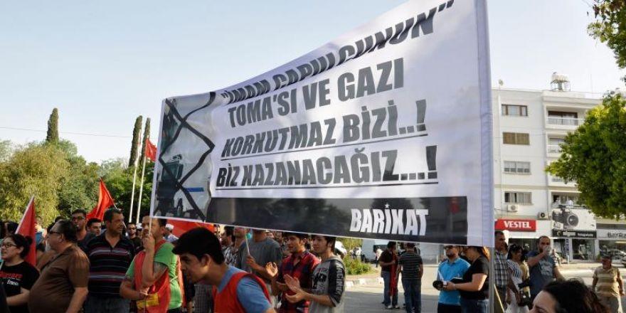Gezi Parkı Direnişi Destek Miting