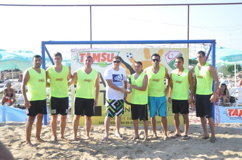 TAMSU Plaj Futbol Turnavası 3