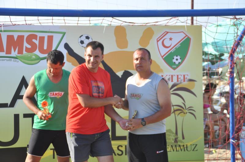 TAMSU Plaj Futbol Turnavası 4