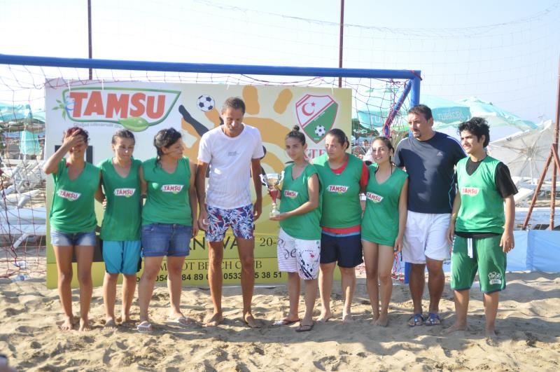 TAMSU Plaj Futbol Turnavası 6