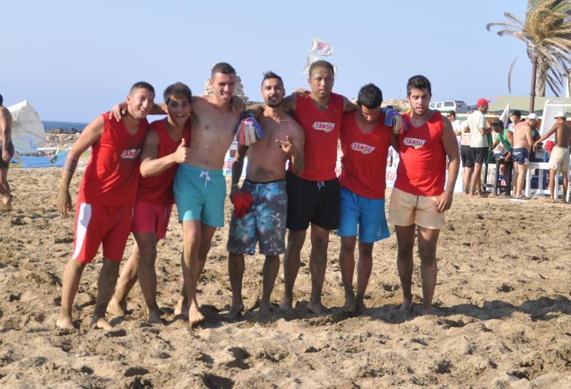 TAMSU Plaj Futbol Turnavası 7