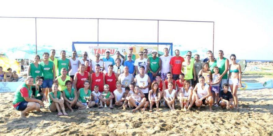 TAMSU Plaj Futbol Turnavası
