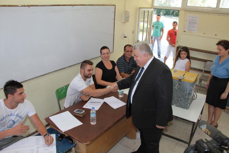 Kuzey Kıbrıs Sandık Başında 6