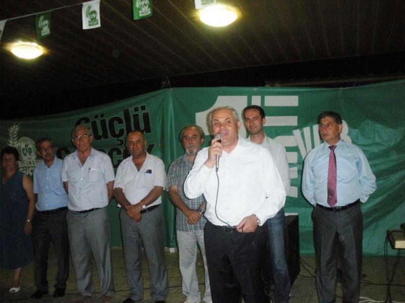 CTP seçim zaferini kutladı 2