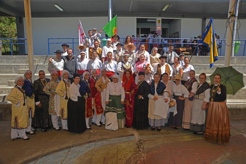 Mund Art XXIX. Uluslararası Folklor Festivali, 1