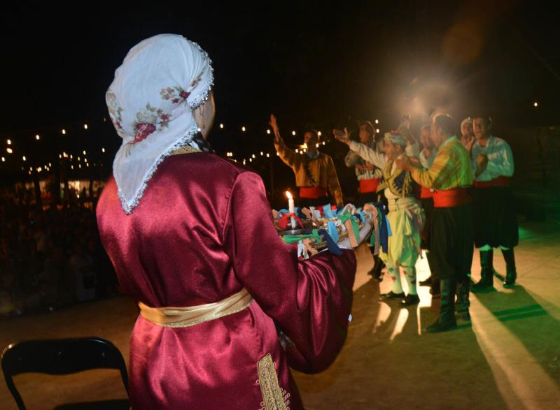 Mund Art XXIX. Uluslararası Folklor Festivali, 5
