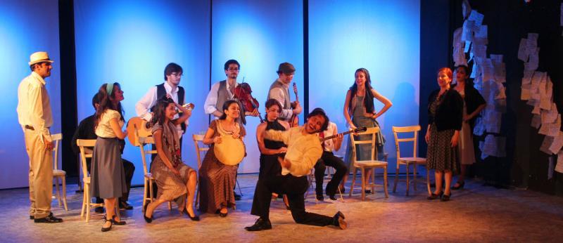 11 Kıbrıs Tiyatro Festivali 11