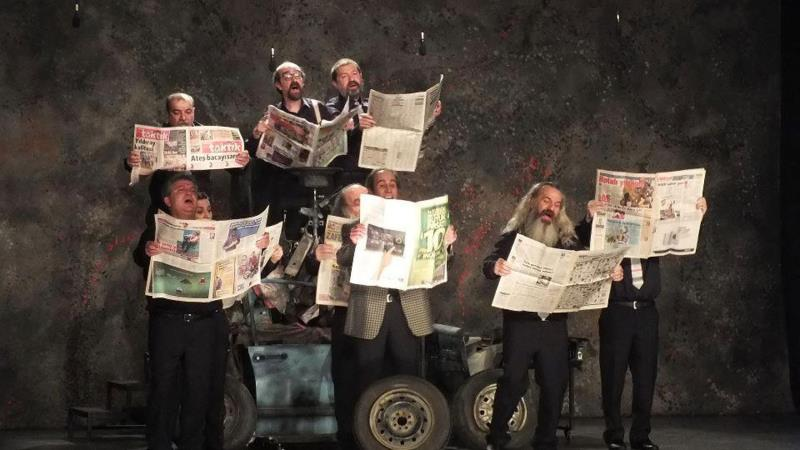 11 Kıbrıs Tiyatro Festivali 13