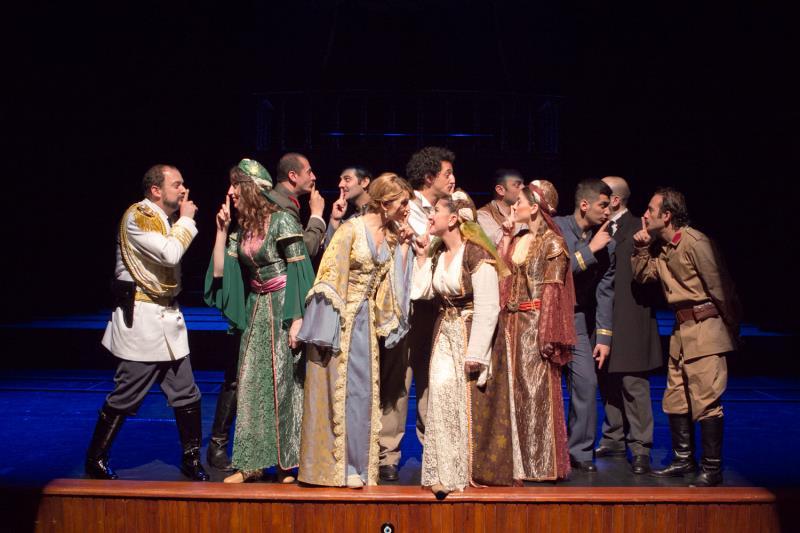11 Kıbrıs Tiyatro Festivali 4