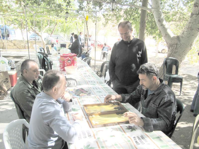 Gazeteciler piknikte buluştu 1