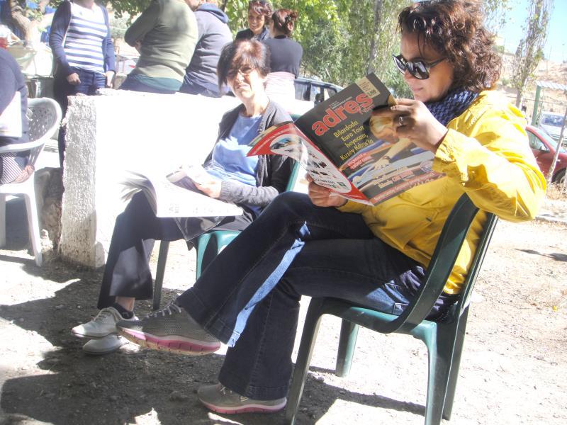 Gazeteciler piknikte buluştu 4