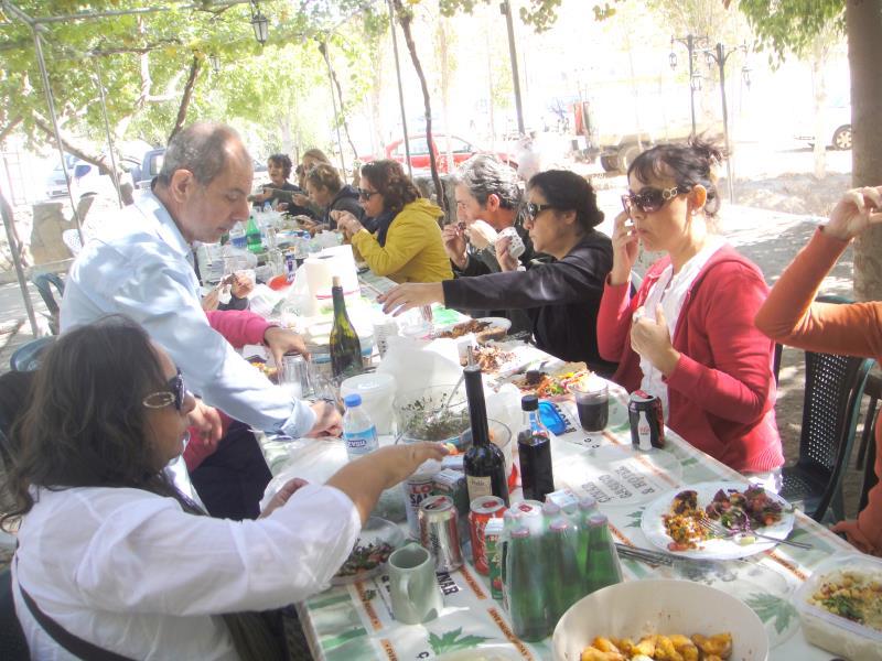 Gazeteciler piknikte buluştu 6