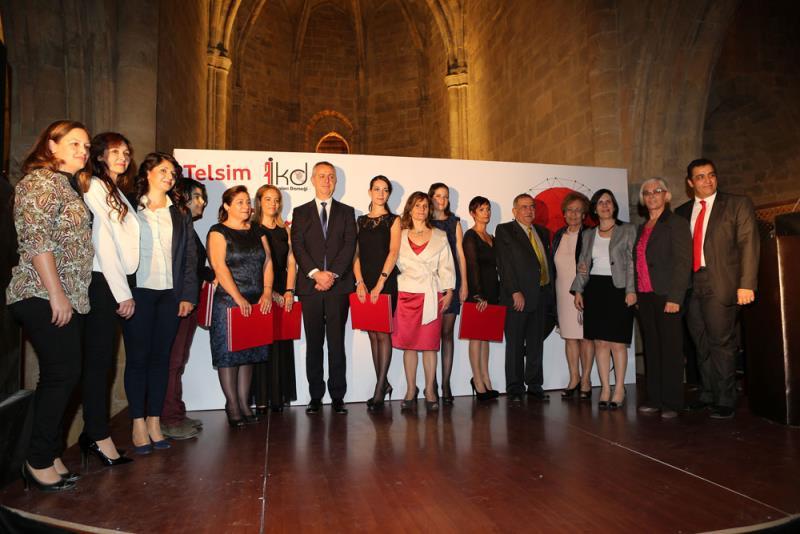 2013 yılı başarılı kadın girişimcileri ödülleri 8