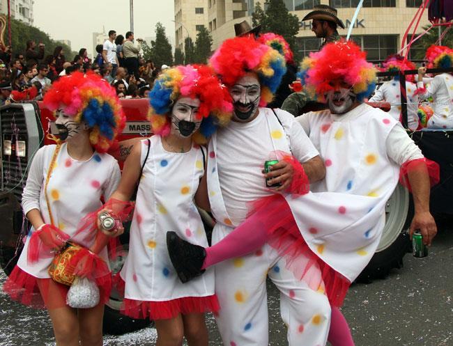 Limasol Karnavalı 6