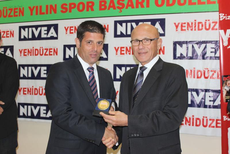 Yenidüzen Yılın Spor Ödülleri 2013 1