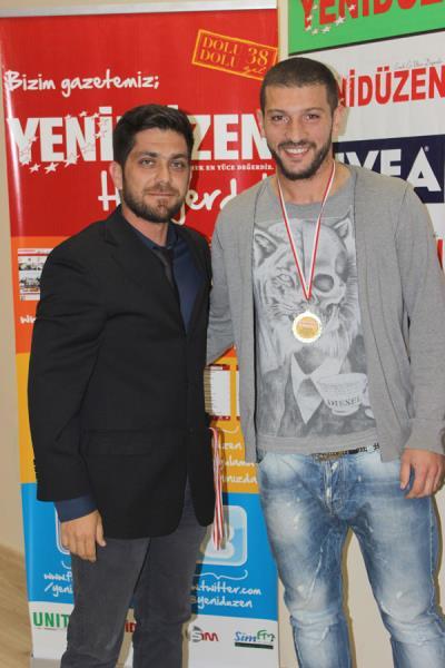Yenidüzen Yılın Spor Ödülleri 2013 15