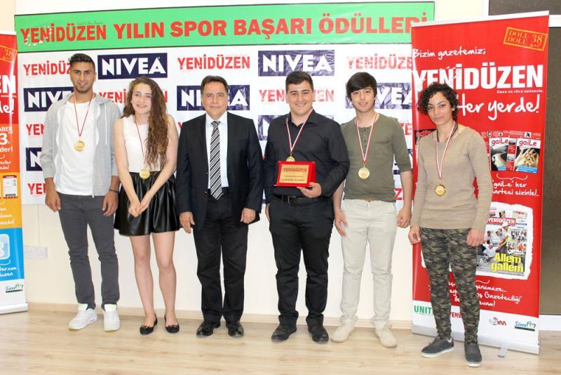Yenidüzen Yılın Spor Ödülleri 2013 21