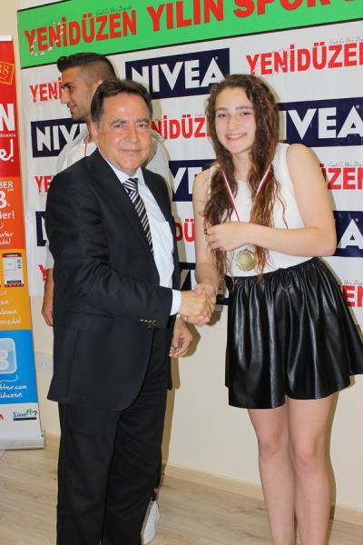 Yenidüzen Yılın Spor Ödülleri 2013 24