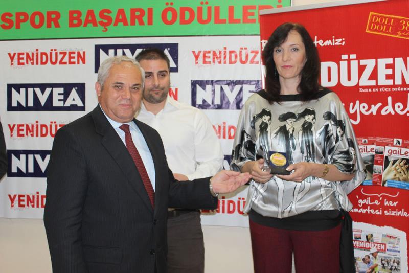 Yenidüzen Yılın Spor Ödülleri 2013 28