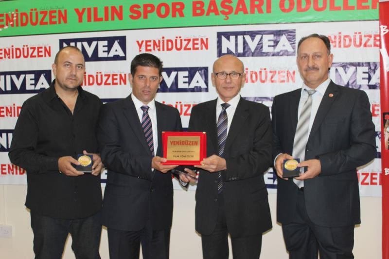 Yenidüzen Yılın Spor Ödülleri 2013 31