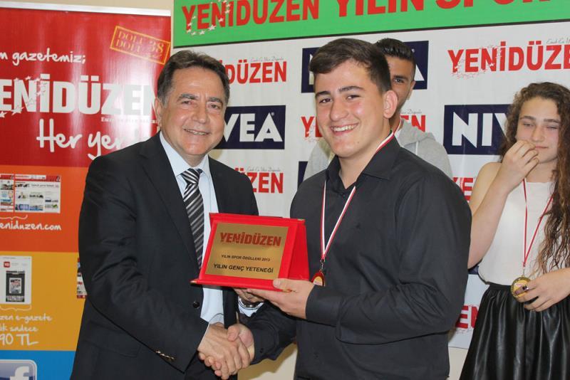 Yenidüzen Yılın Spor Ödülleri 2013 4