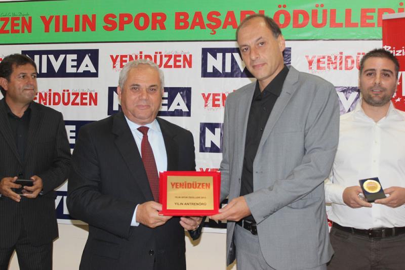 Yenidüzen Yılın Spor Ödülleri 2013 6