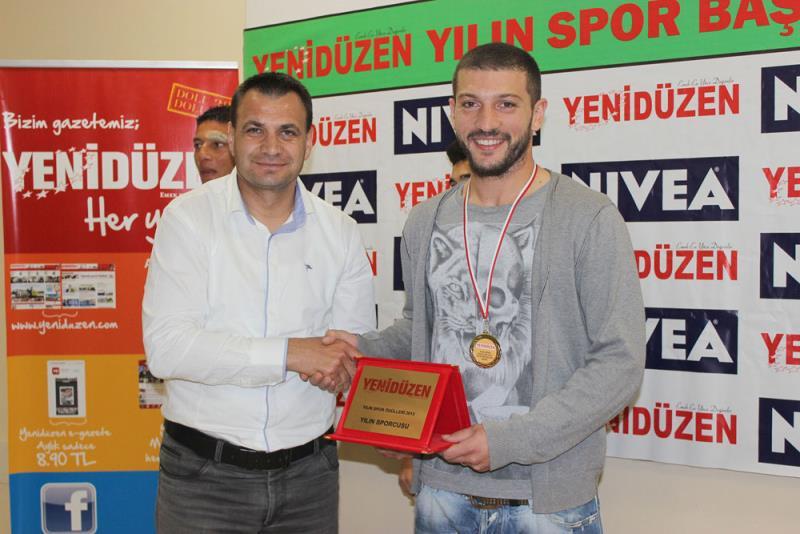 Yenidüzen Yılın Spor Ödülleri 2013 7