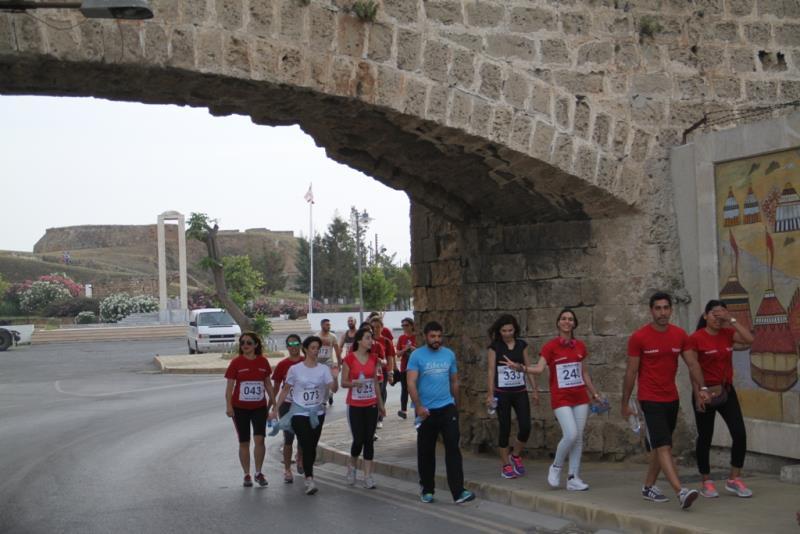 MAGEM Mağusa halk koşusu ve yürüyüşü 14
