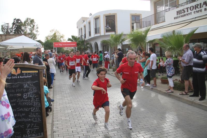 MAGEM Mağusa halk koşusu ve yürüyüşü 20