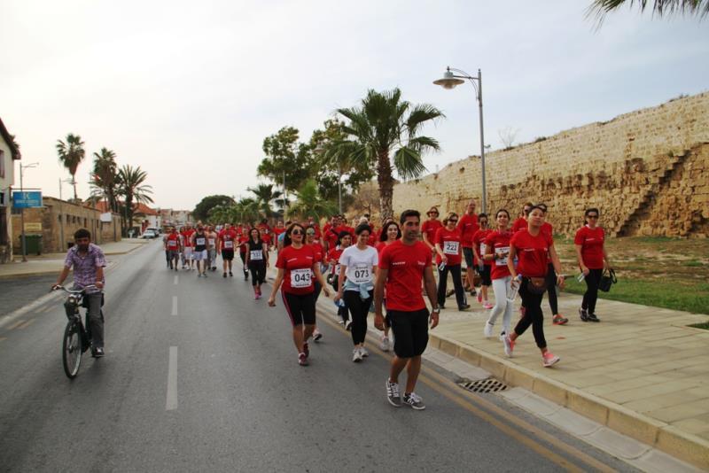 MAGEM Mağusa halk koşusu ve yürüyüşü 22